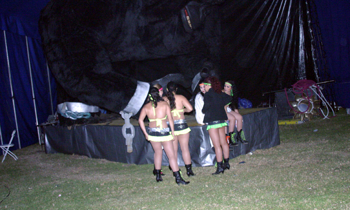 Las Chulas Chulas