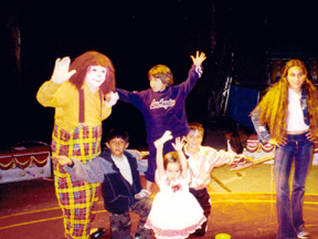 The Children Of Circus Vargas