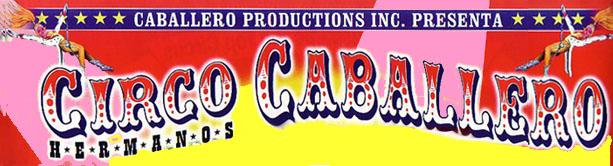 Circo Caballero Banner